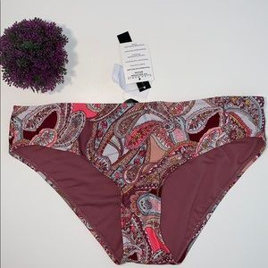 Alex Marie Swimsuit Bikini Bottoms Size 16 New